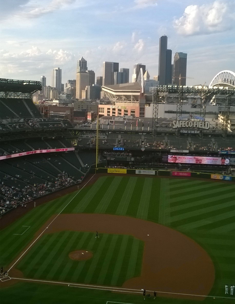 2015 Mariners Game Day